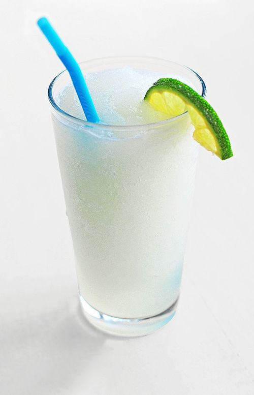 100 Frozen Drinks: Frozen Coconut Limeade