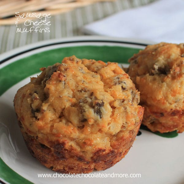 Bisquick Sausage Muffins On Facebook