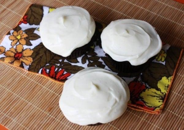 50 Very Vanilla Recipes: Vanilla Bean Cream Cheese Frosting