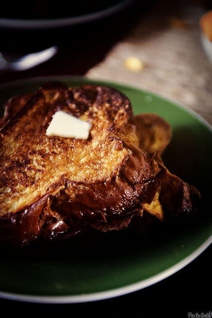 50 Very Vanilla Recipes: Vanilla French Toast