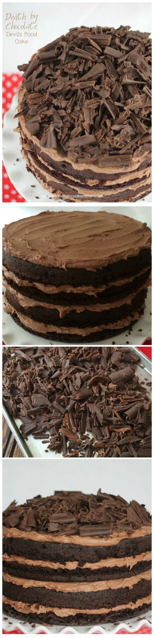 Death By Chocolate Cake Allrecipes