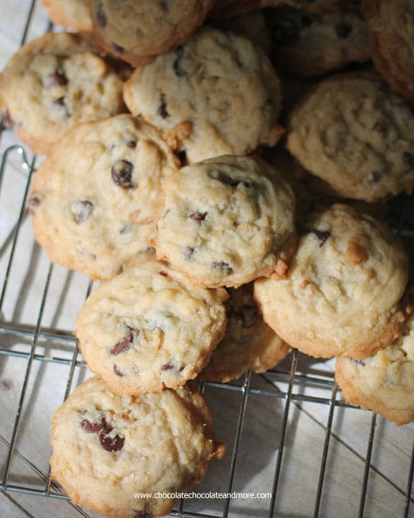 Kitchen Sink Cookies-also known as the World's Best Cookies