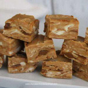 Dulce de Leche Caramel Fudge