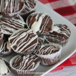 Crock Pot Candy-A soft Chocolate candy filled with peanuts and caramel, made in the crock pot!