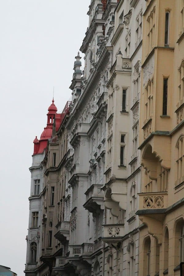 Stunning Architecture in Prague
