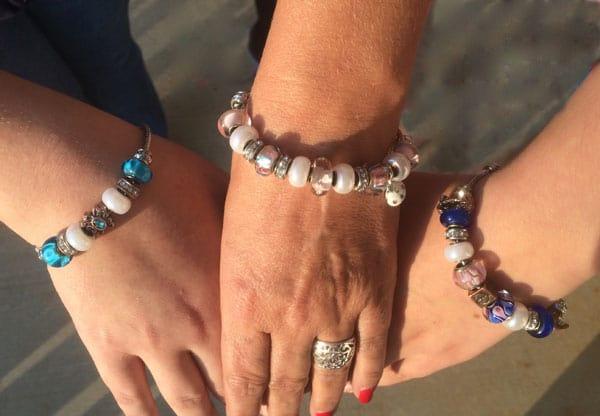 Bel Perlina Bracelets