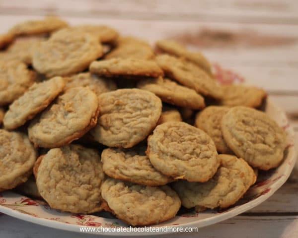 White Chocolate Oatmeal Cookies-Chocolate, Chocolate and more