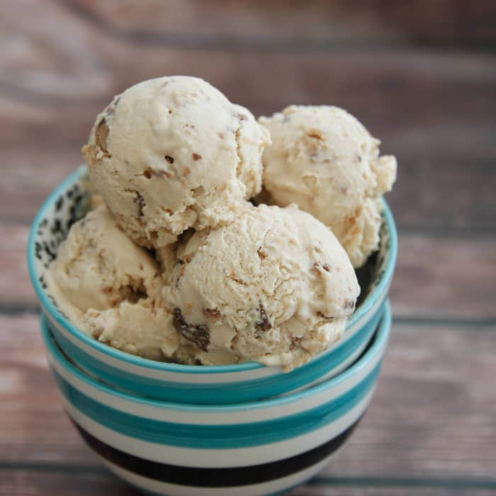 Peanut Butter Cup Ice Cream - Chocolate Chocolate and More!