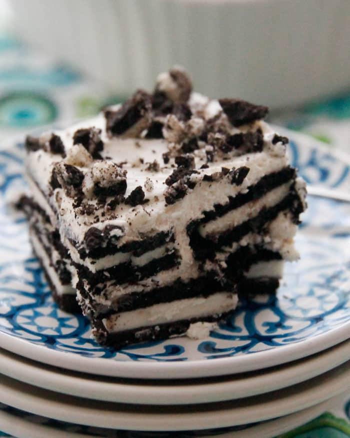 Oreo Icebox Cake Chocolate Chocolate And More