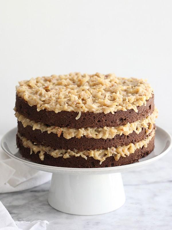 Bakers German Chocolate Sheet Cake Recipe