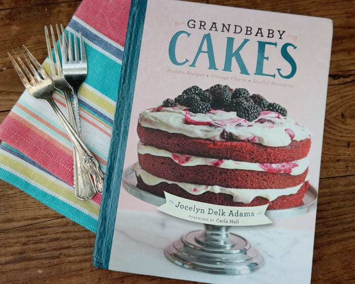Grandbaby Cakes Cookbook is full of authentic stories of baking with recipes handed down from one generation to the next!