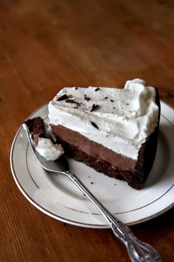 Mississippi Mud Pie by thefloursack.blogspot.com