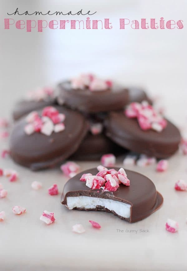 Peppermint Patties by thegunnysack.com