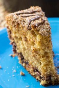 Chocolate Filled Buttermilk Coffee Cake-39