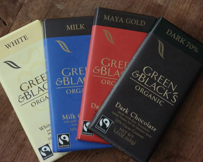 Green & Black Organic Chocolate