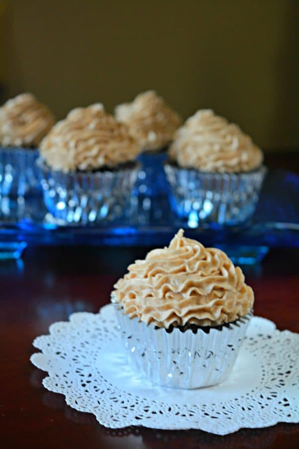 Drool worthy Chai Buttercream Frosting