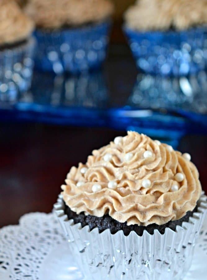 Chai Buttercream Frosting