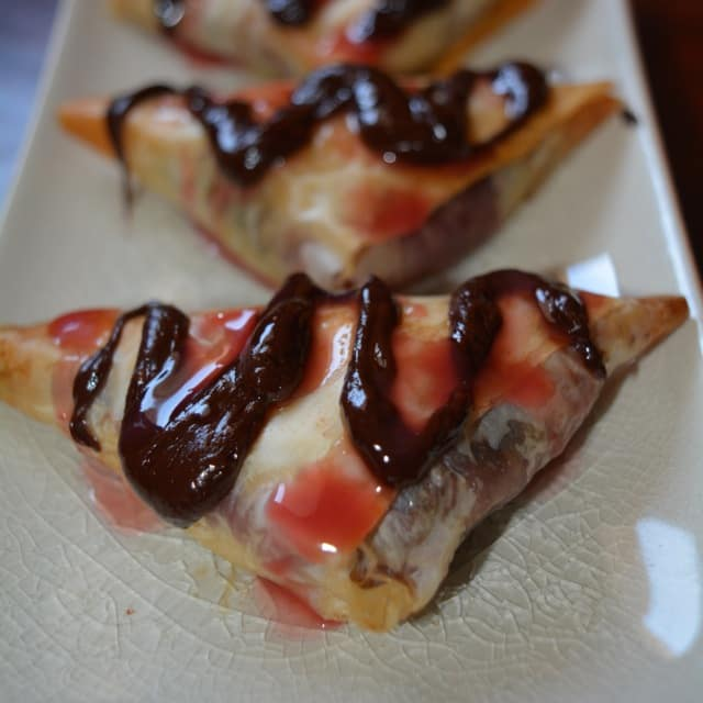 Black Forest Turnovers