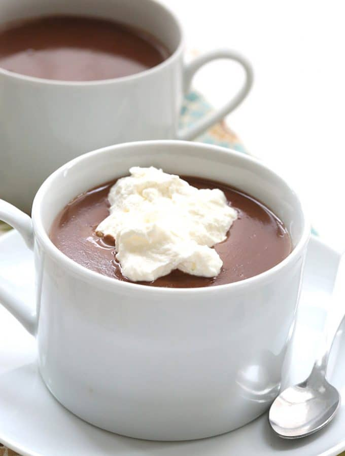 Chai-Spice-Drinking-Chocolate-whipped cream