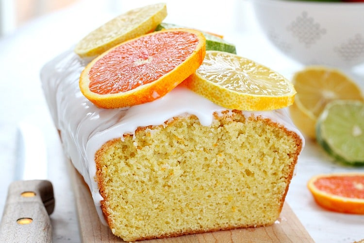 citrus lemon bread recipe 2