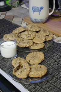 Hunter's (chocolate chip) Cookies