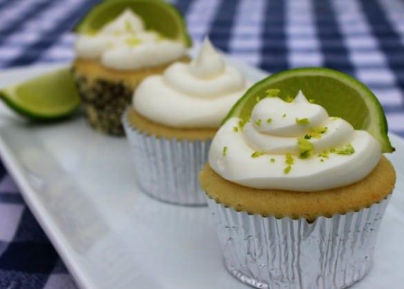 Margarita Cupcakes 1