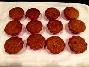 muffins for publication