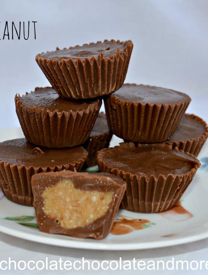 Chocolate Peanut Butter Cups – Give away!