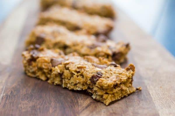 Chocolate Chip Granola Bars-5