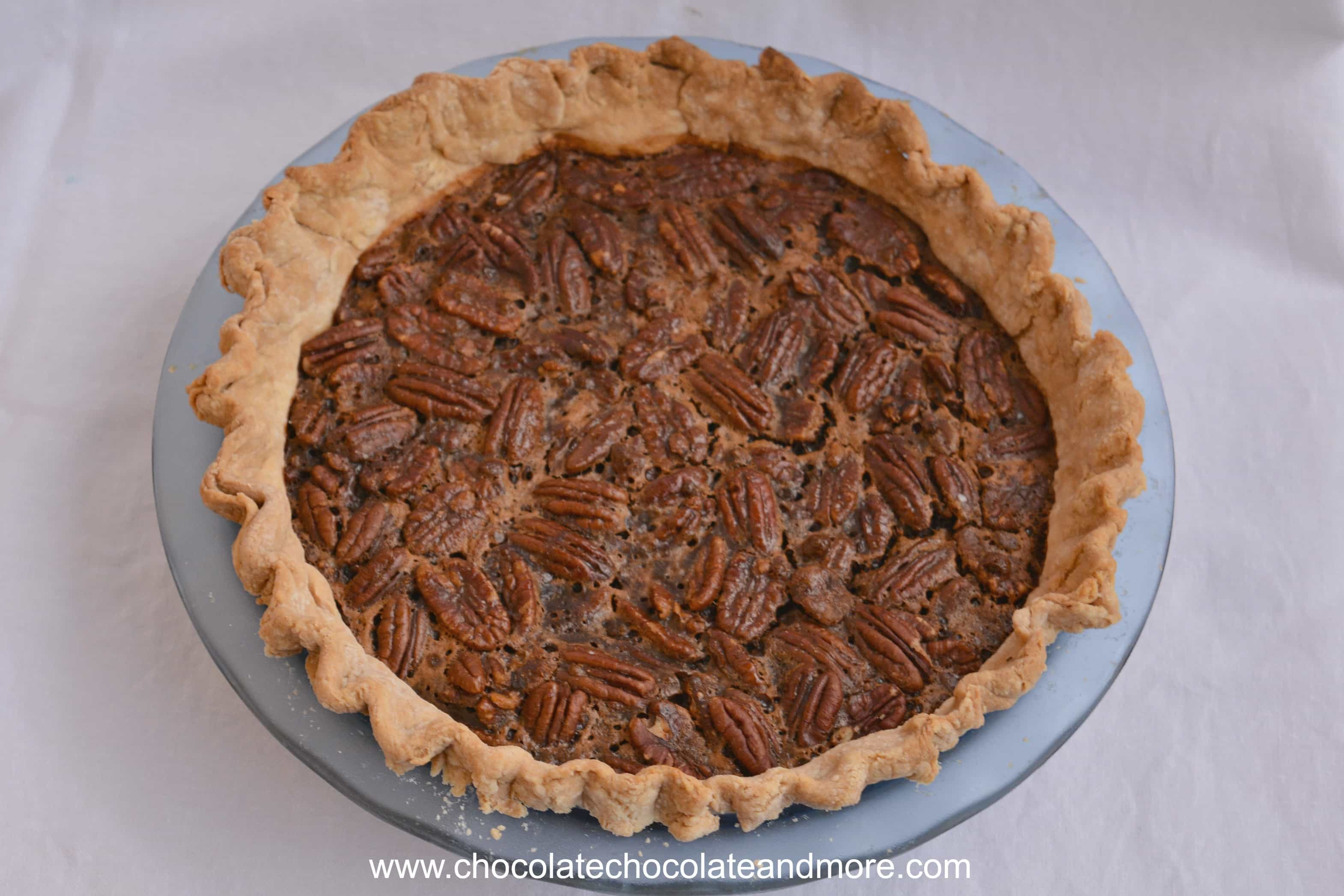 ChocolatePecanPieWhole