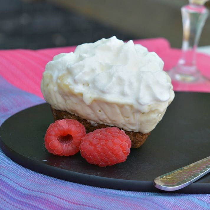 Gingersnap Lime Mousse 2Sq