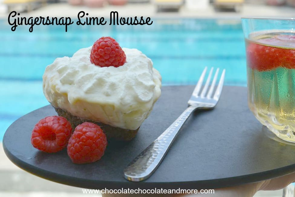 Gingersnap Lime Mousse Pool 2ed