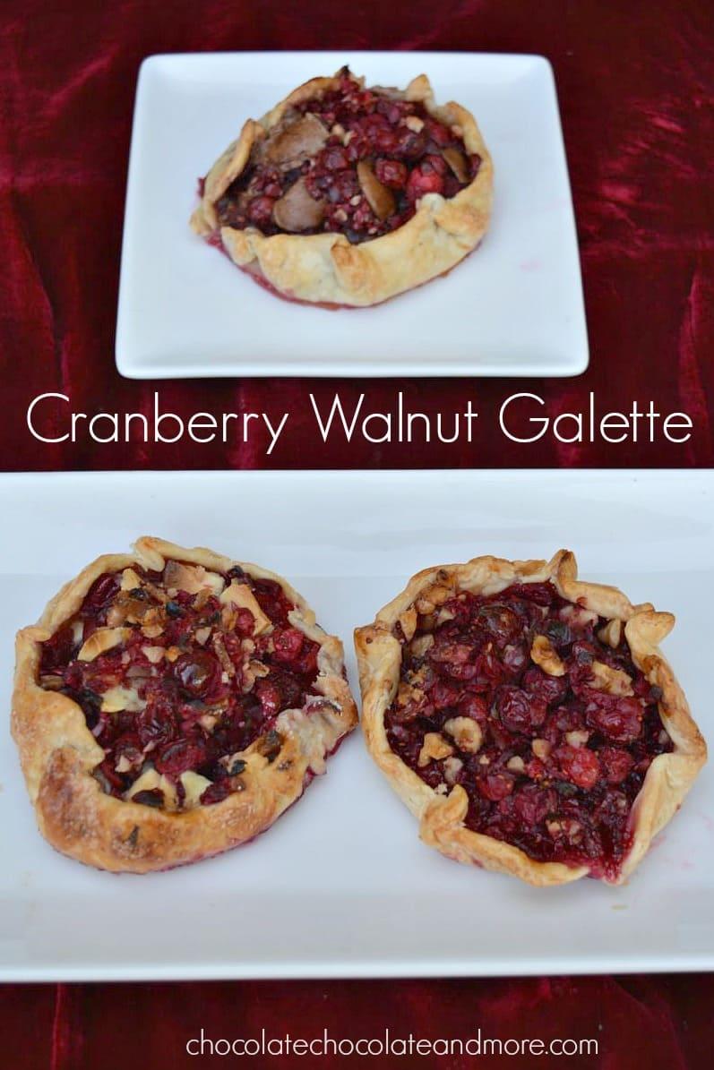 cranberrywalnutgalettetrio