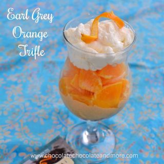 Earl Grey Orange Trifle