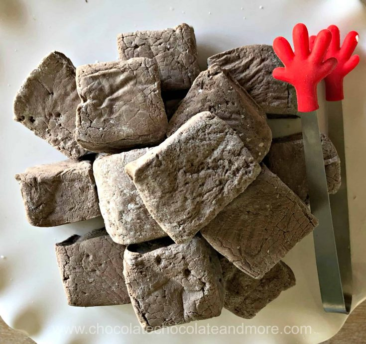 Chocolate Marshmallows