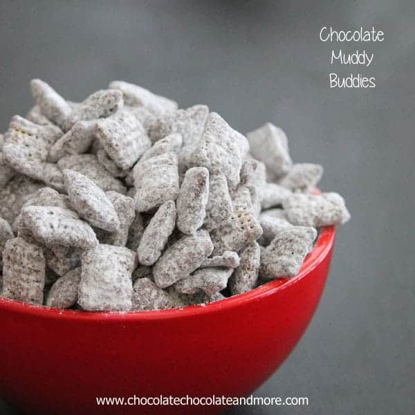 Chocolate Muddy Buddies
