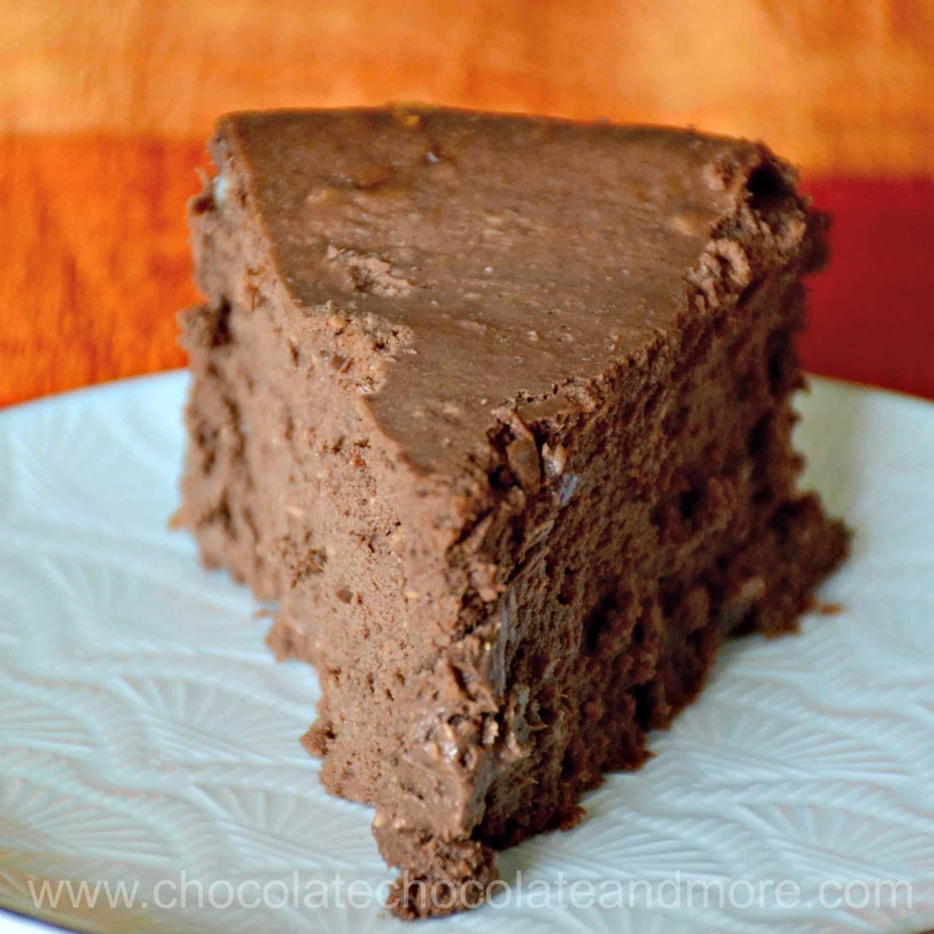 Chocolate Orange Cheesecake Chocolate Chocolate And More