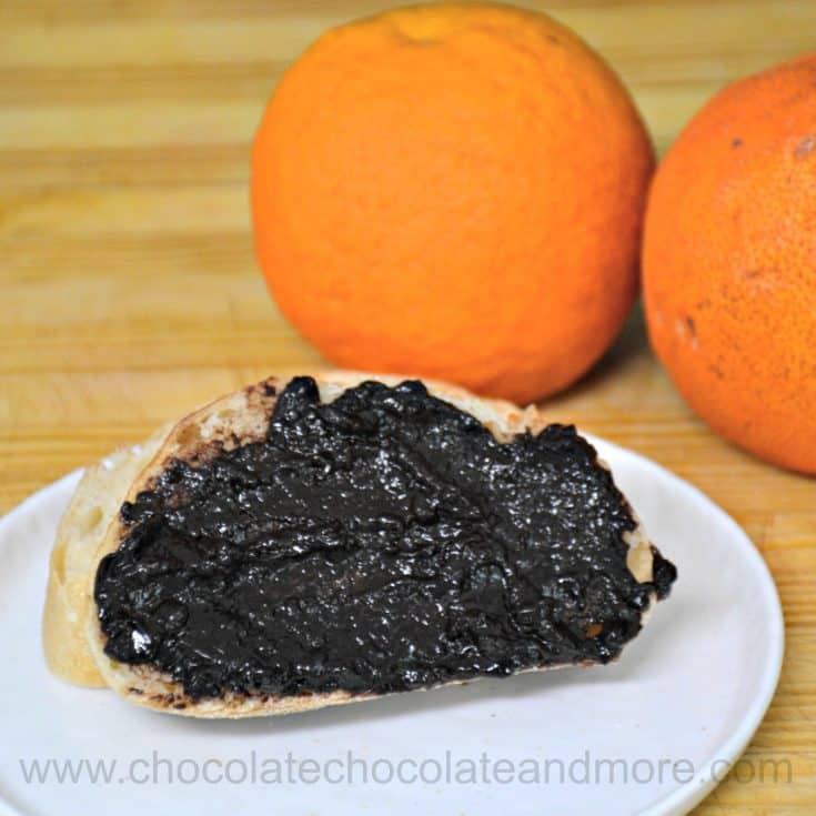 Chocolate Grapefruit Jam