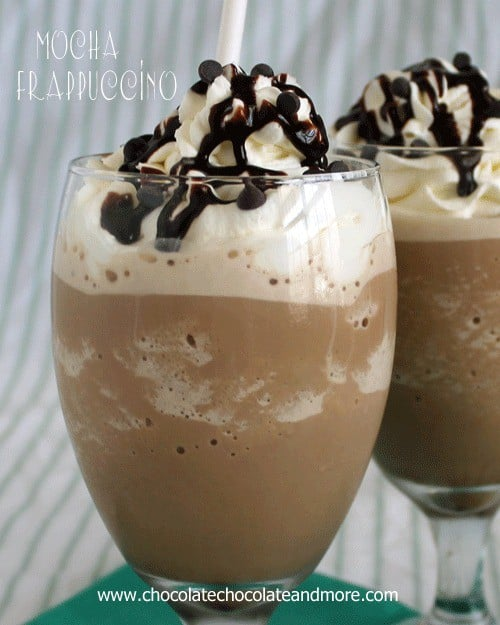 Frozen Whipped Mocha