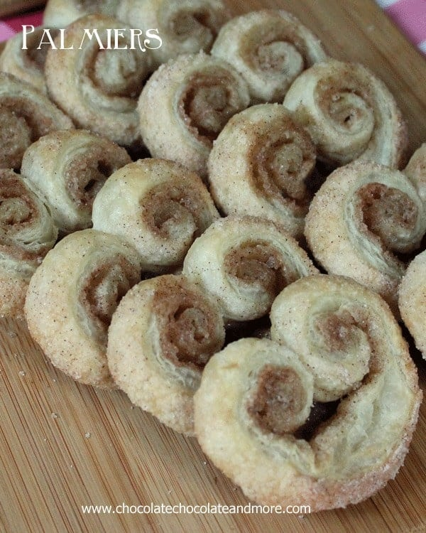 Easy Palmiers