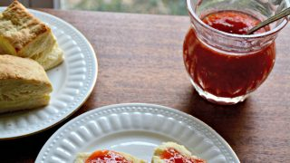 Raspberry Grapefruit Marmalade