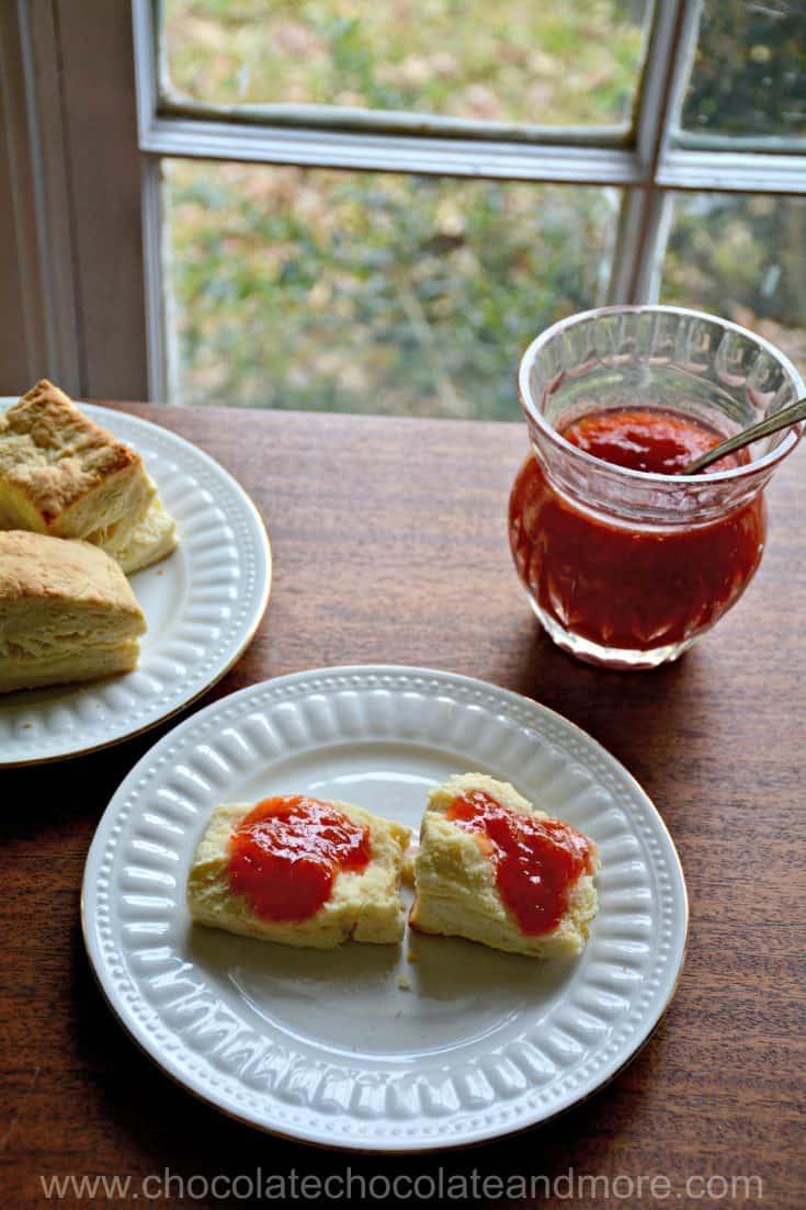 Raspberry Grapefruit Marmalade