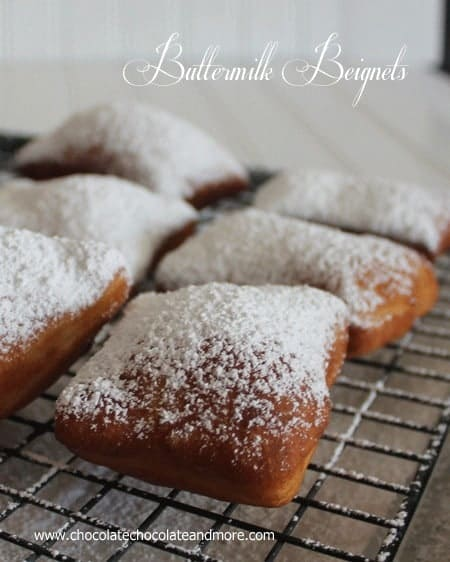 Buttermilk Beignets – French Donuts